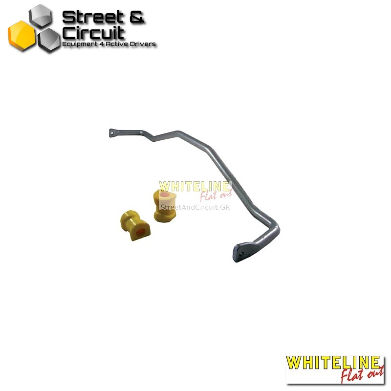 BMW 3 Series E30 318, 320, 323, 325 11/82-90 - Whiteline Swaybar 24mm-X heavy duty, *Front - Ζαμφόρ/Anti-Roll Bar