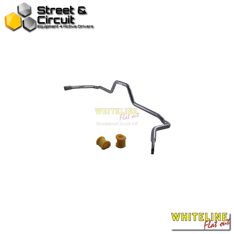 Honda Integra DC5 9/01-04 Type R - Whiteline Swaybar 24mm-h/duty Blade adjustable, *Front - Ζαμφόρ/Anti-Roll Bar