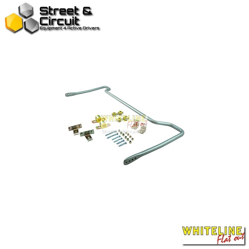 Opel Astra H Mk5 04-On - Whiteline Swaybar 24mm-h/duty Blade adjustable, *Rear - Ζαμφόρ/Anti-Roll Bar