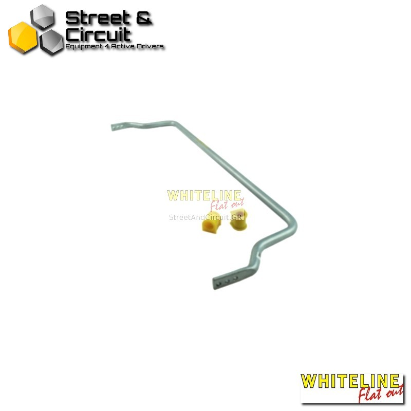 Mazda MX5 NA 10/89-2/98 - Whiteline Swaybar 24mm-h/duty Blade adjustable, *Front - Ζαμφόρ/Anti-Roll Bar