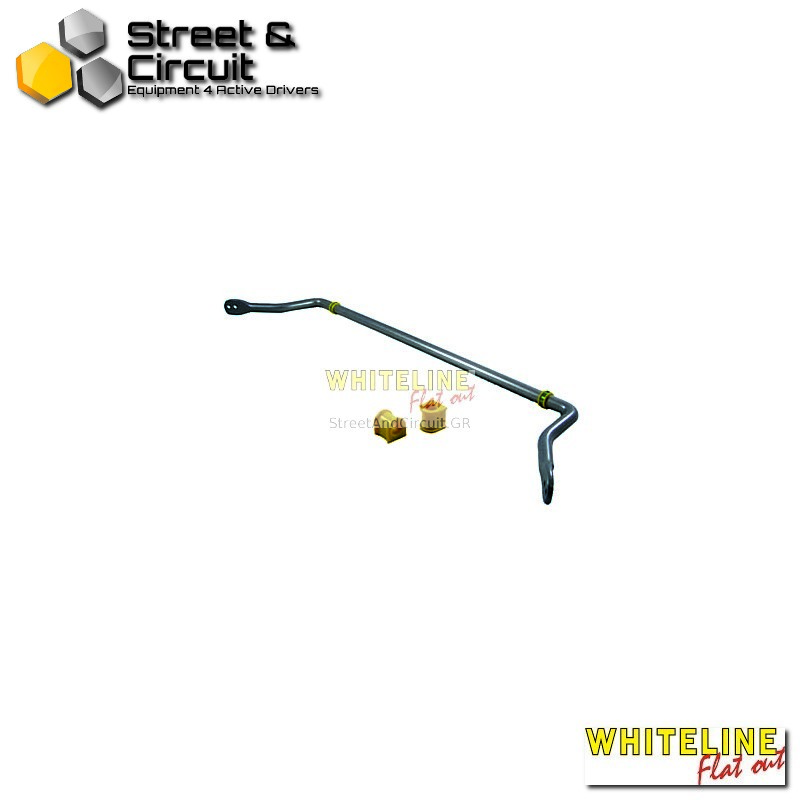 Mazda MX5 NB 3/98-04 - Whiteline Swaybar 24mm-h/duty Blade adjustable, *Front - Ζαμφόρ/Anti-Roll Bar
