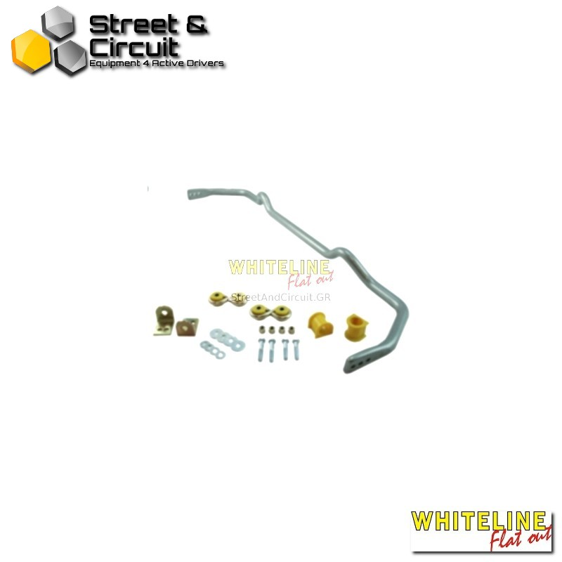 Mazda RX7 Series 4 86-89 - Whiteline Swaybar 27mm-h/duty Blade adjustable, *Front - Ζαμφόρ/Anti-Roll Bar