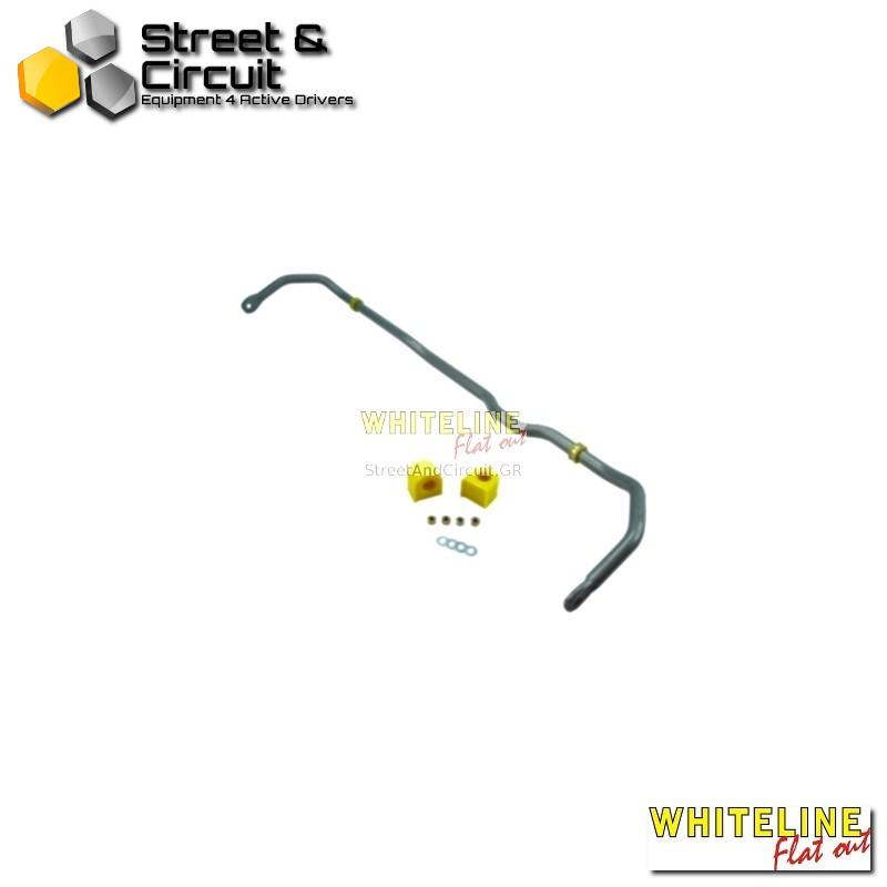 VW Golf Mk5 04-On fwd inc GTI excl R32 awd - Whiteline Swaybar 22mm-heavy duty, *Front - Ζαμφόρ/Anti-Roll Bar