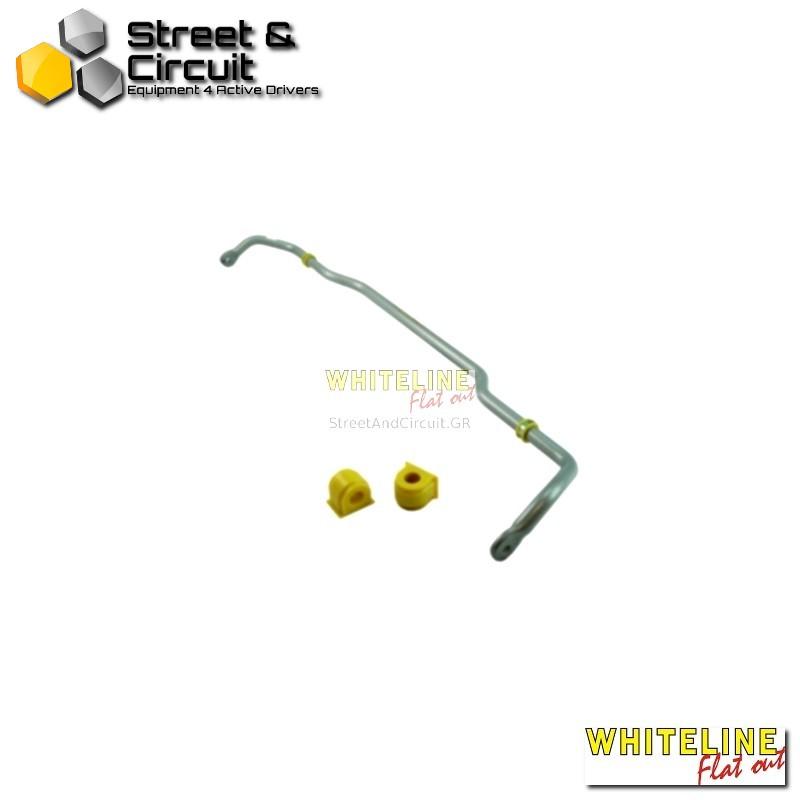 VW Golf Mk5 04-On fwd inc GTI excl R32 awd - Whiteline Swaybar 22mm-heavy duty, *Rear - Ζαμφόρ/Anti-Roll Bar