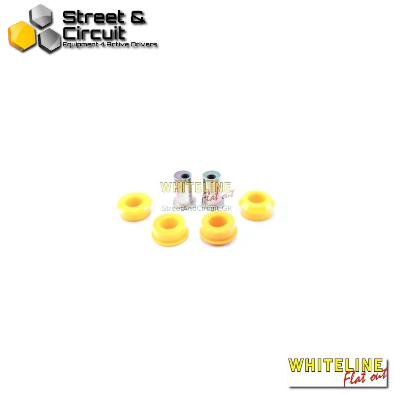 Honda Integra DC5 9/01-04 Type R - Whiteline Camber adj kit - uppr c/arm, *Rear - Σινεμπλόκ/Bushes
