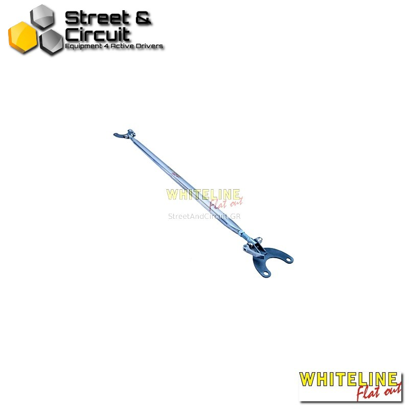 Honda Integra DC1-4 93-01 hatch excl Type R - Whiteline Brace-strut tower alloy adj, *Rear - Μπάρες/Strut Braces