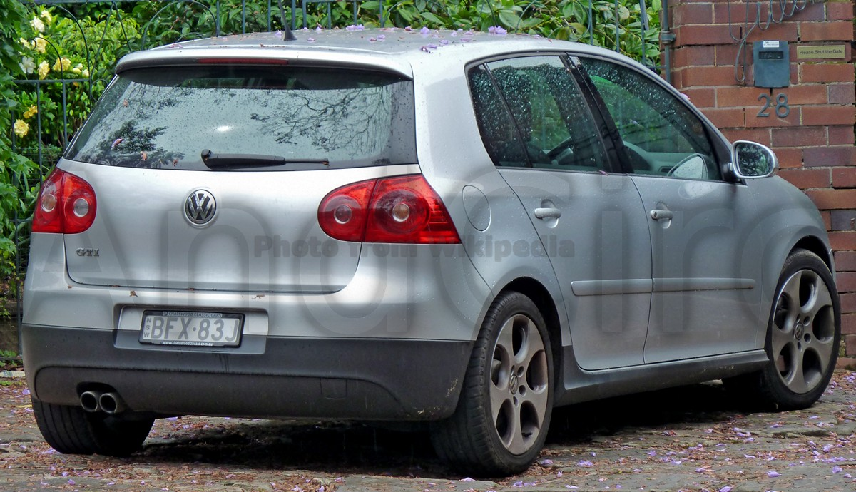 Tuning - VW Golf MK5/6 GTI