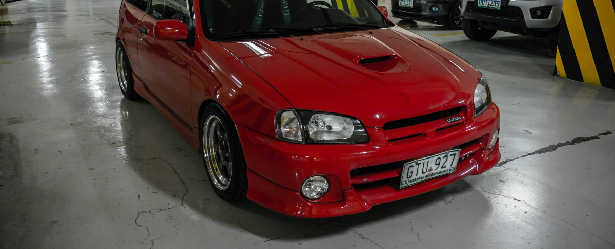 Tuning - Toyota Starlet EP91